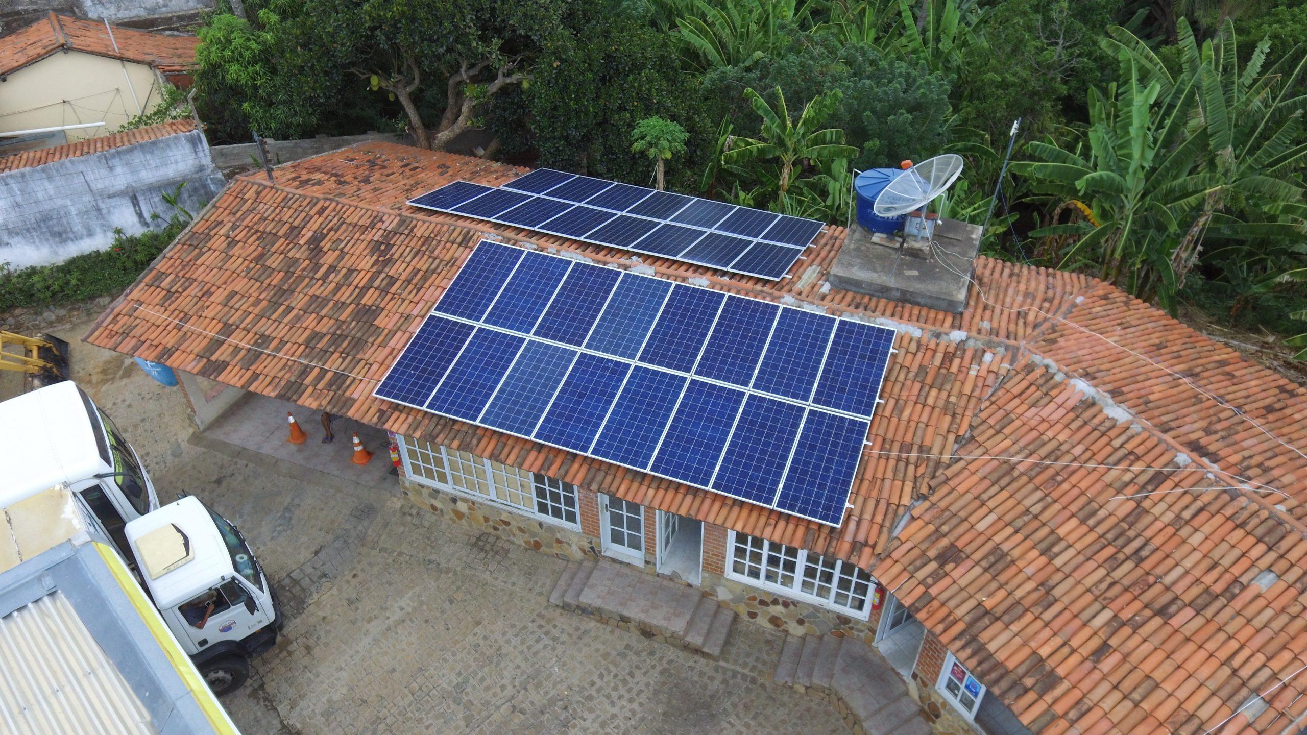USINA RESIDENCIAL – TRIUNFO (PE) – 10 kWp