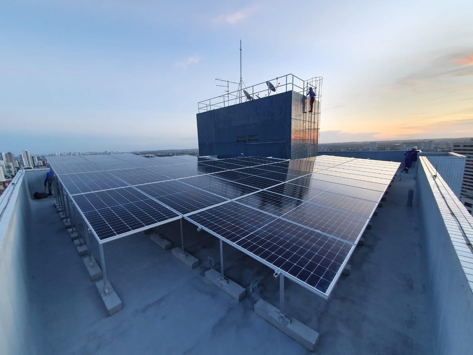 USINA RESIDENCIAL – RECIFE (PE) – 20,70 kWp